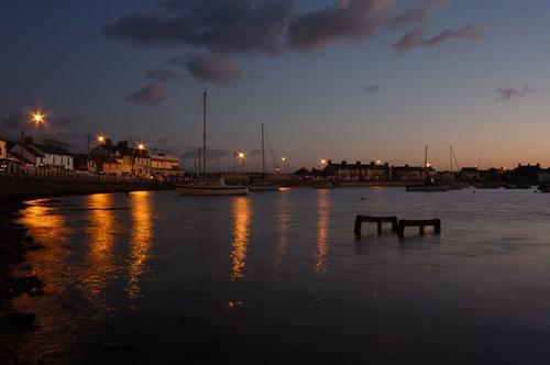 Skerries Harbour by stano