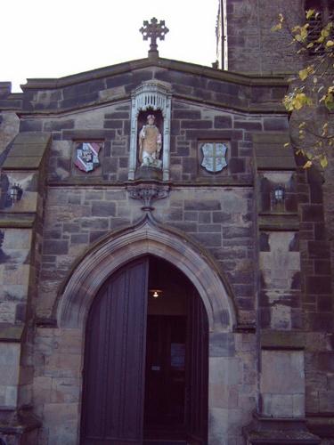 St.Giles Durham by thebleezer