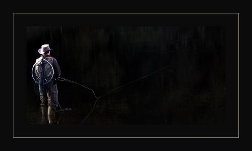 Gone Fishing by Mel_Mcconville