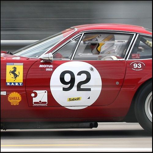Ferrari 365 GTB4 by blackett