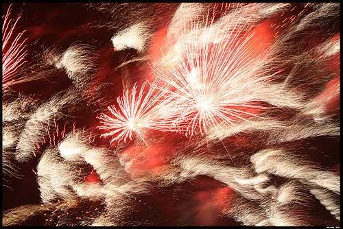 Fireworks by corkonian