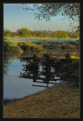 River Stour by kristinadimascio