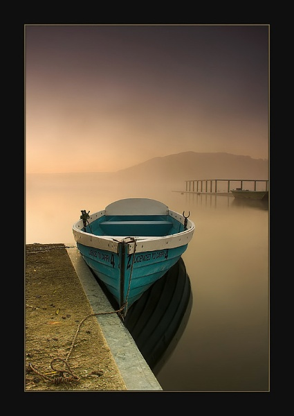 Misty Morning by proberts
