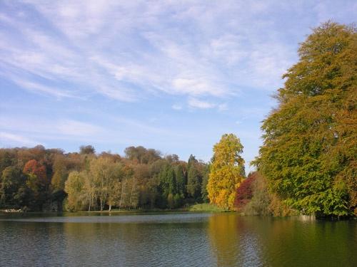 Autumn in Wiltshire by grumpalot