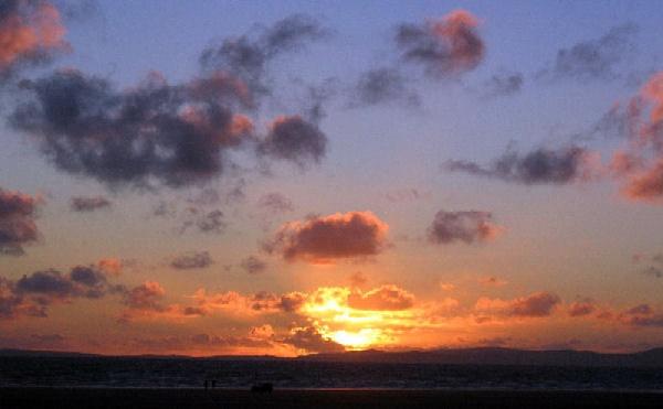Sunset 2 by telfordtrio