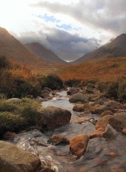 Scotland in Autumn by Brian_B