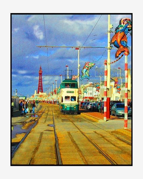 Blackpool Tram by Katie_S