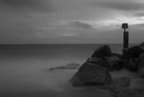 Misty sea by Ricky34