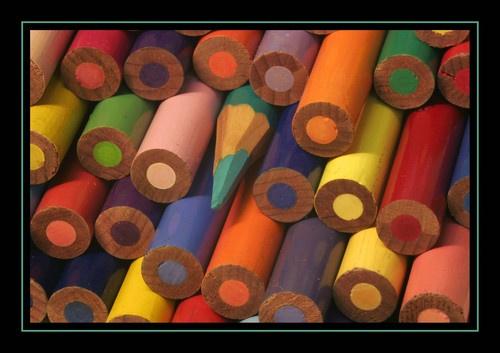 Pencils by Paintman