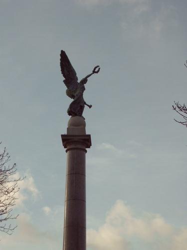 Angel Skies by thebleezer