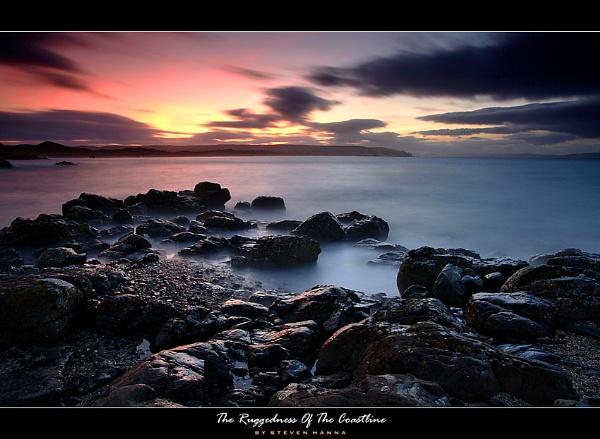 The Ruggedness Of The Coastline by StevenHanna