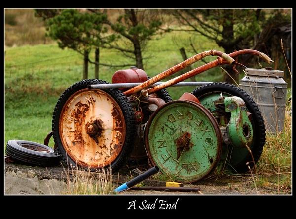 A Sad End by juldon