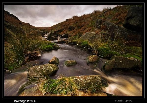 Burbage Brook by martinl