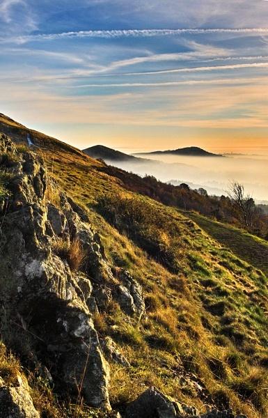 Looking towards Eastnor by Kim Walton
