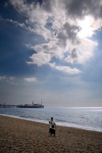 Brighton Beach by dk