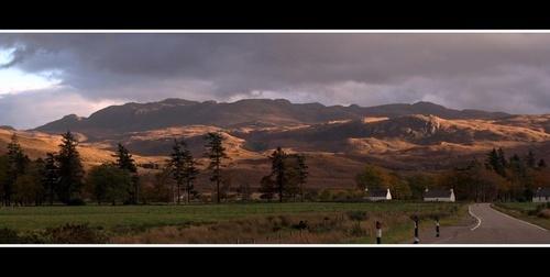 Iluminated view by jamsa