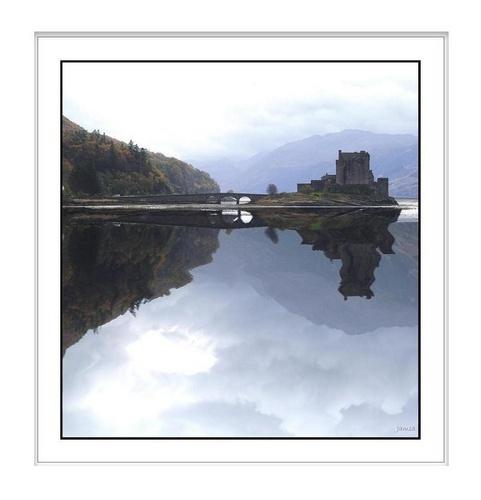 Eilann upon reflection by jamsa