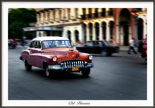 Old Havana by rusmi