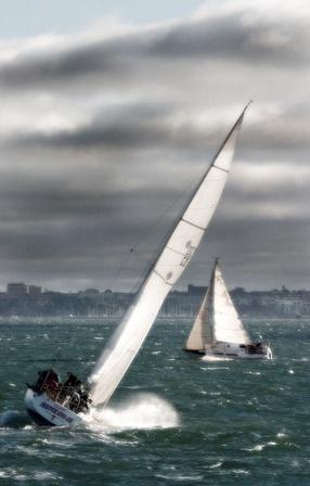 Boats of Geelong by armamatt1