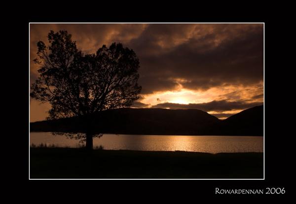 Loch Sunset by ruralscotland