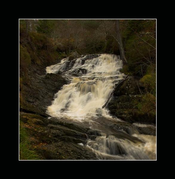 Not Plodda Falls! by ruralscotland