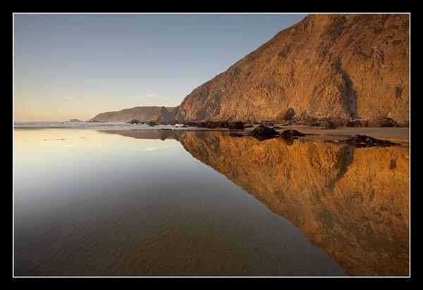 Point Reyes Reflections by PatrickSmith