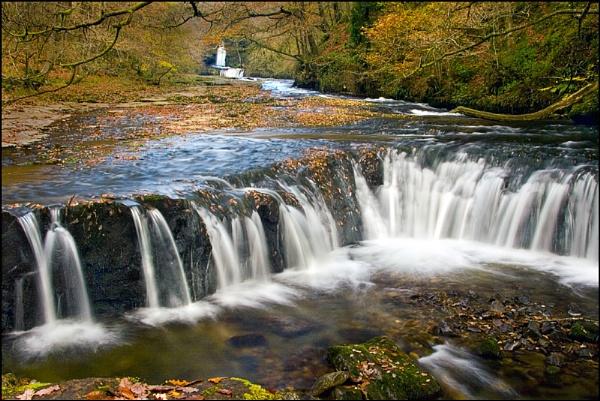 Horseshoe Falls by AngelaD