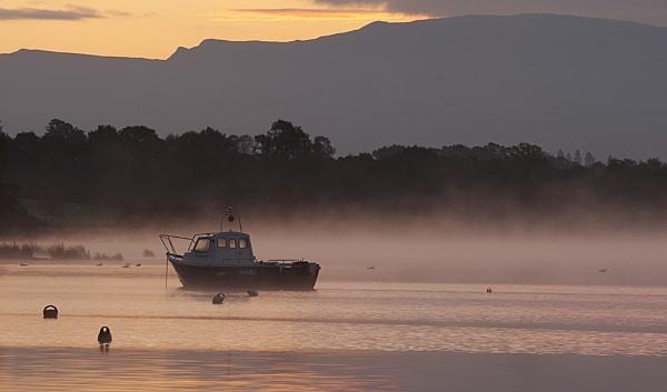 Lomond dawn by Sabreur