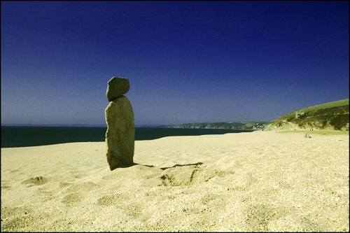Easter Island on the Lizard by bryan27