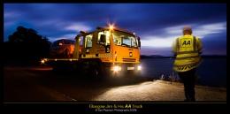 Glasgow Jim & His AA Truck