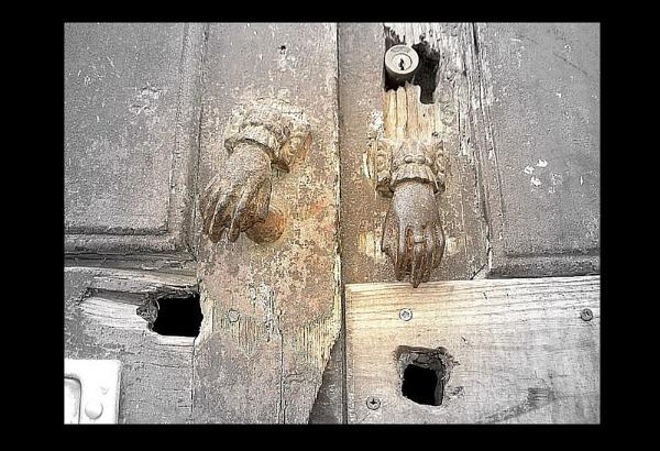 "\""Second Hand\"" Doors. by jimbo75"