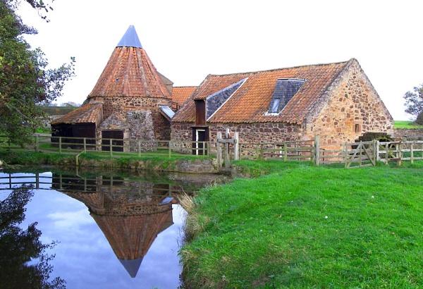 Preston Mill by danmclean