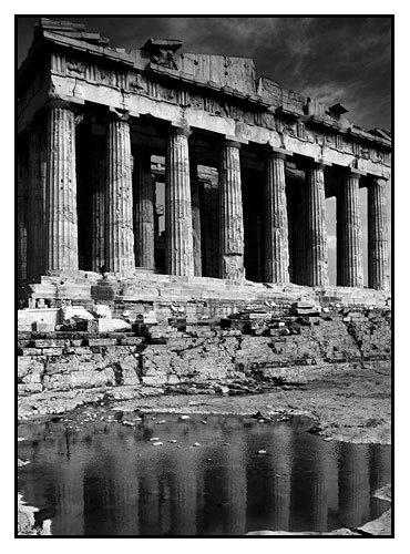 Parthenon, Athens Greece by SHAN_WONG