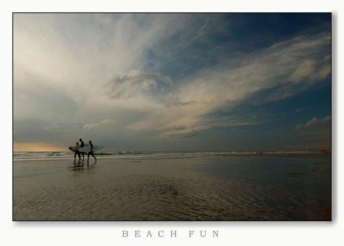 Beach Fun by DaisyD50