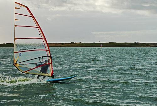 Windsurfer by MrsMad