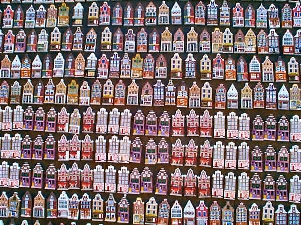 Little Houses Amsterdam by StephenBrighton