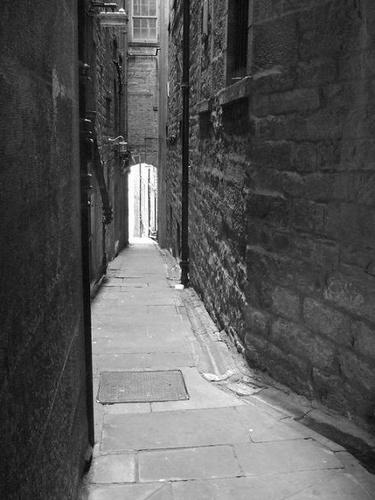 Edinburgh\'s Street by adgvelazquez