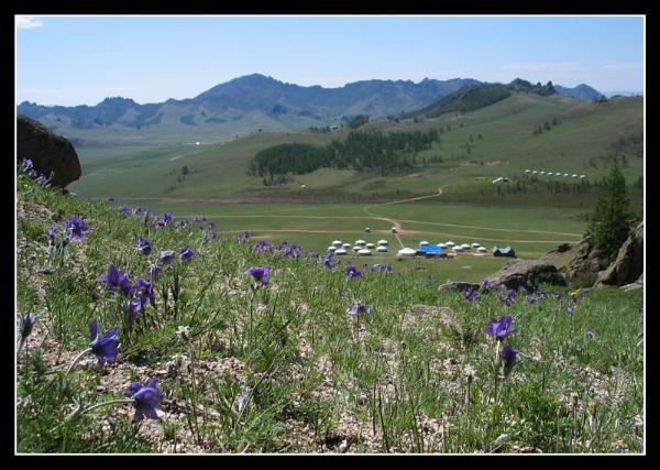 Mongolia is beautiful by iansamuel