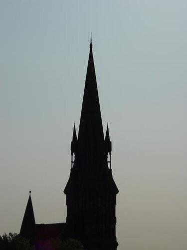 Church by faerie