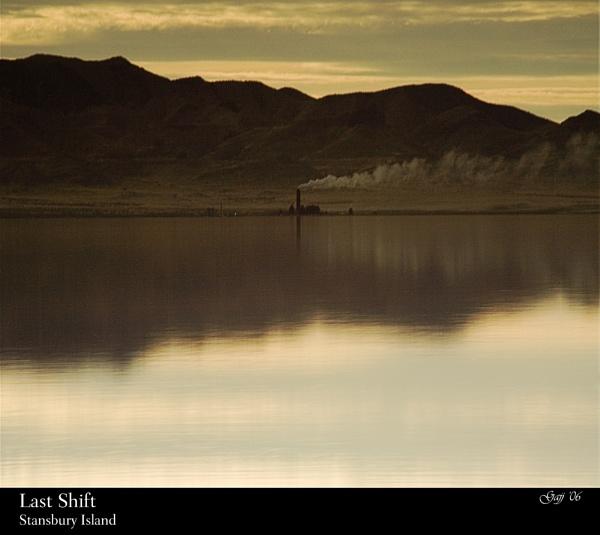 Last Shift by gajj