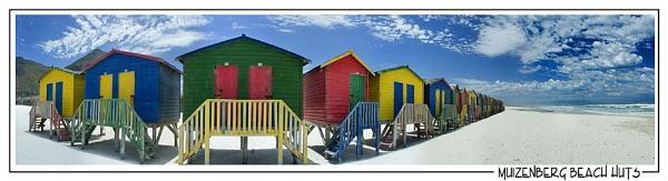 Huts huts huts......... by smourt