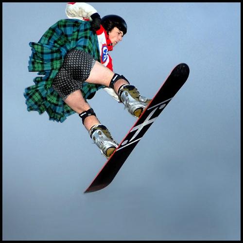 Flying Scotsman! by jimthistle73