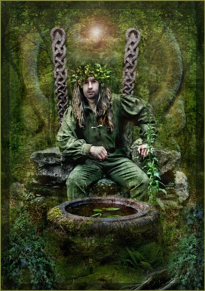 The Oak King by AngieLatham