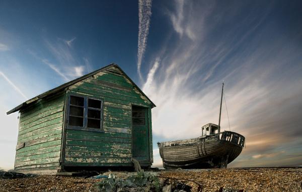 Boat Shed by martinduke