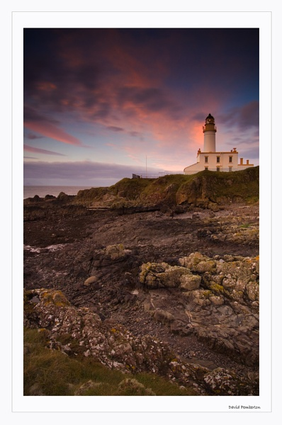 Turnberry Light by dpemberton