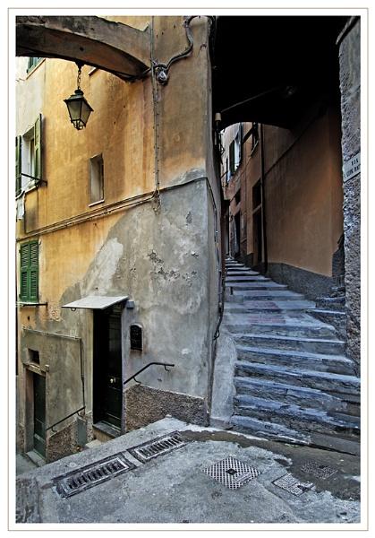 A corner of Corniglia by bravo charlie
