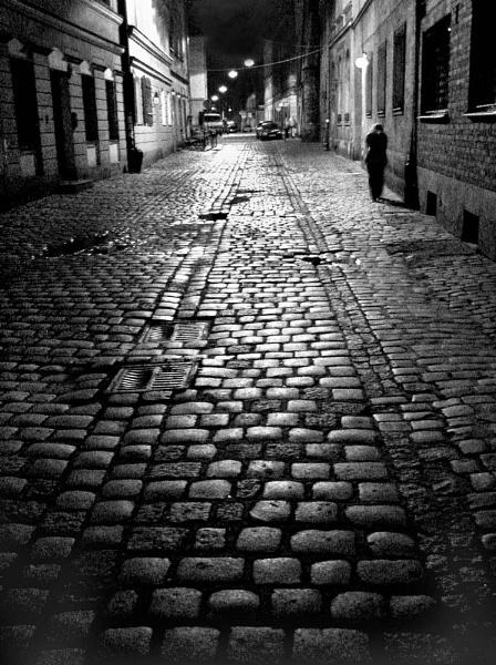 Long Walk Home by mcgoo
