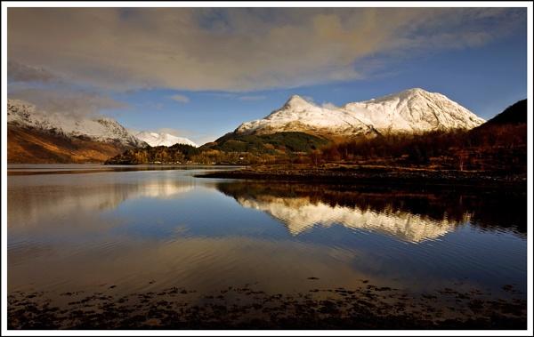 Reflections on a Loch... by Scottishlandscapes