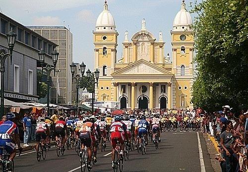 La vuelta ciclistica al Zulia by bauer