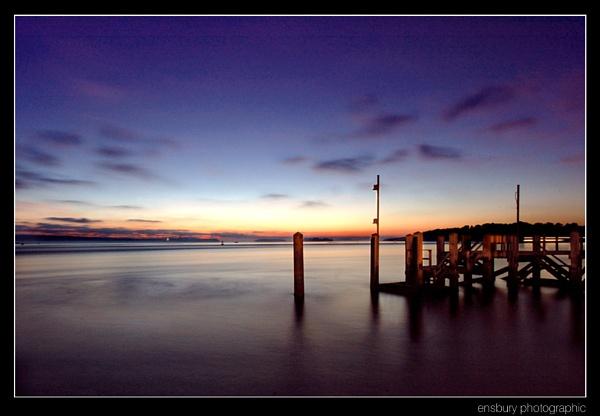 Dock of the Bay by U4eA